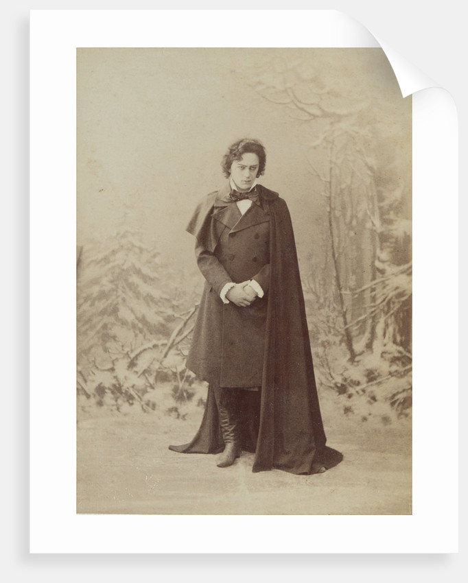 Leonid Sobinov as Lensky in opera Eugene Onegin by Pyotr Tchaikovsky, 1900s by Anonymous