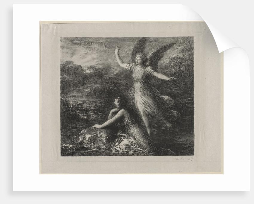 Le Paradis et la Peri, 1884 by Henri Fantin-Latour