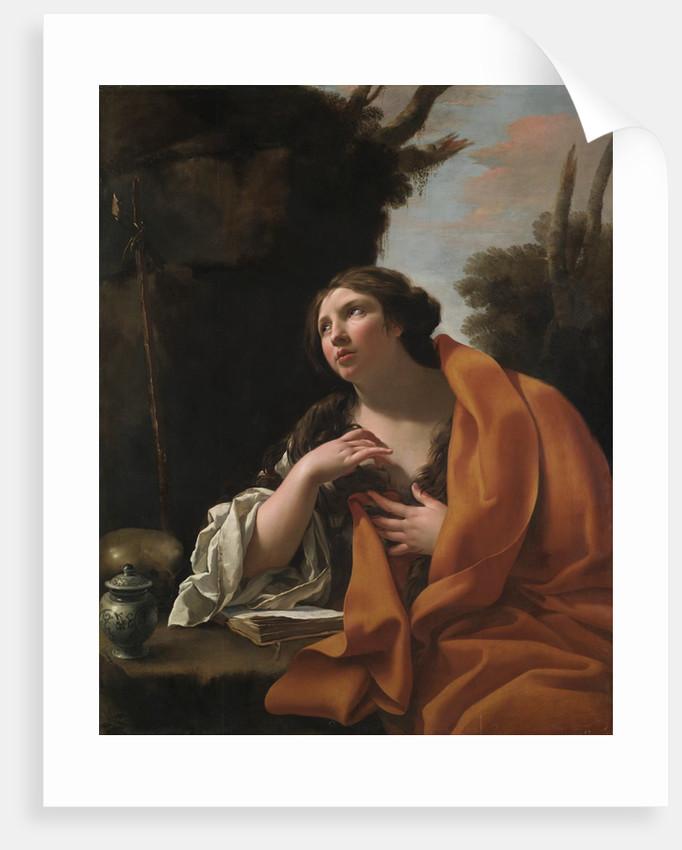 Saint Mary Magdalen, c. 1630 by Simon Vouet