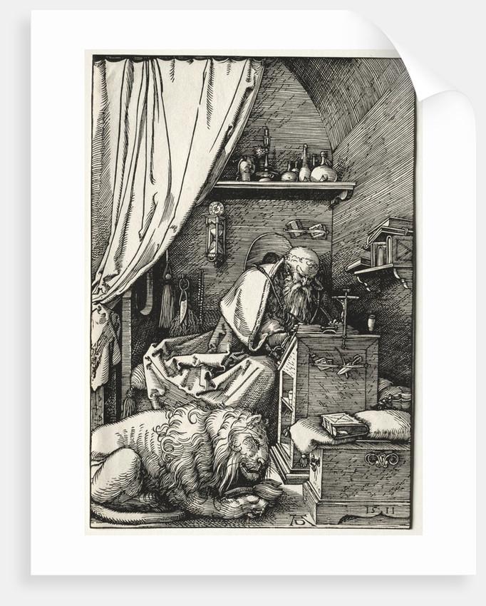 St. Jerome in His Cell, 1511 by Albrecht Dürer