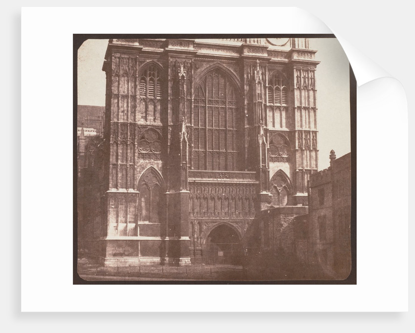 Westminster Abbey, before 1844 by Nicholas Henneman