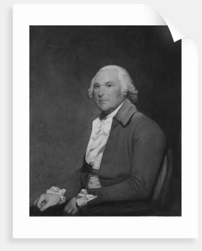 George Heathcote, ca. 1785 by Gilbert Stuart