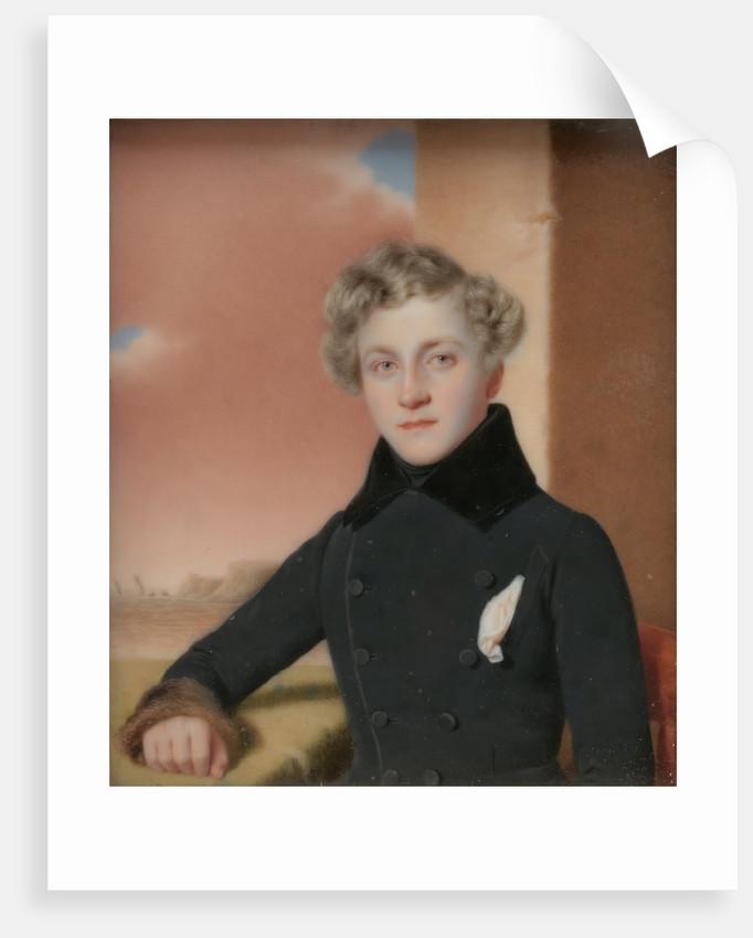 Edward S. Dodge, 1835 by John Wood Dodge