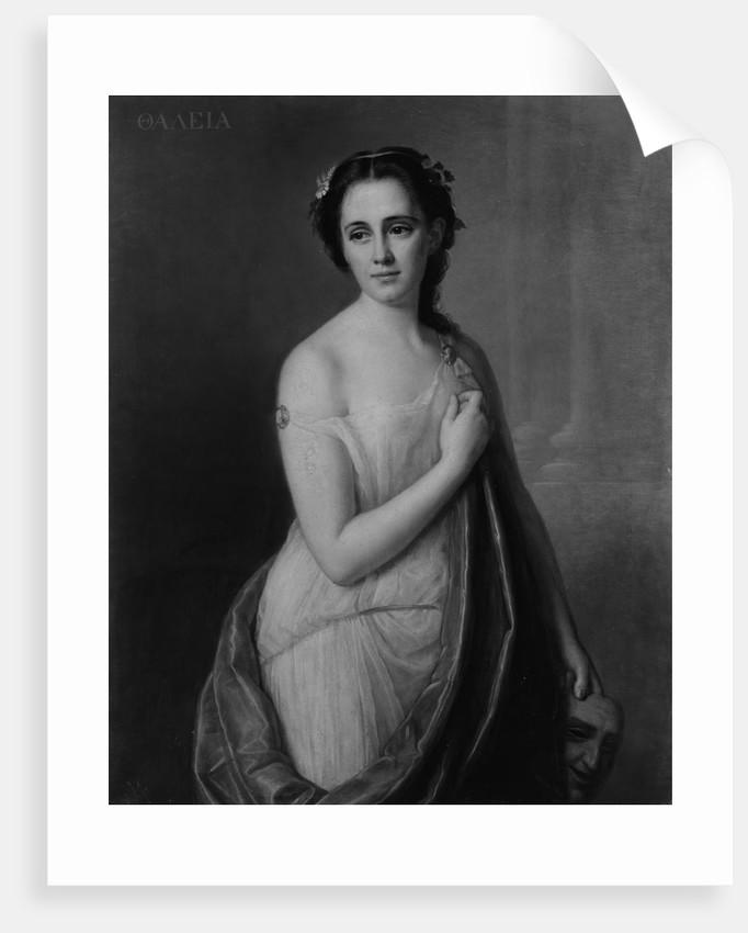 Thalia, 1869 by Giuseppe Fagnani