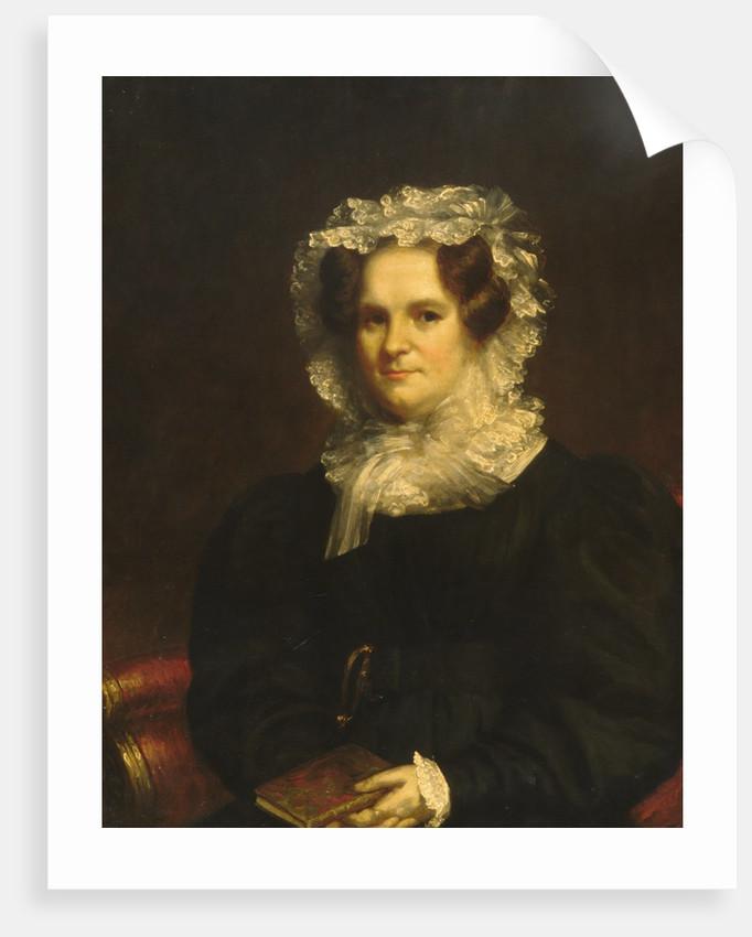 Mrs. Edward Kellogg, 1831-32 by Samuel Lovett Waldo