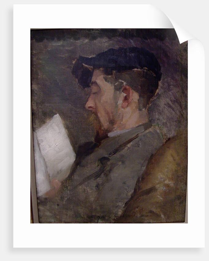 Self-Portrait, ca. 1884-87 by Theodore Robinson