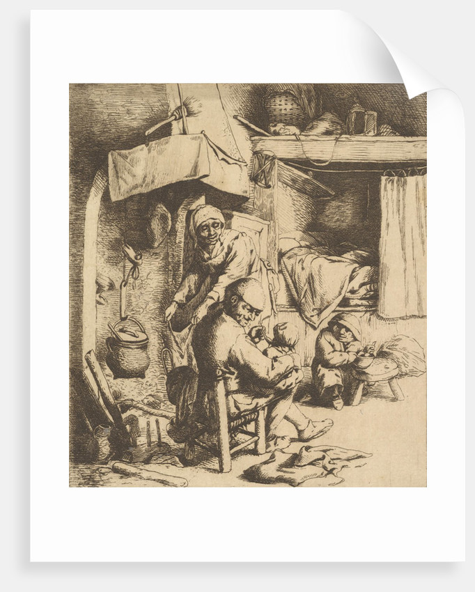 Father Feeding Child, 1610-85 by Unknown