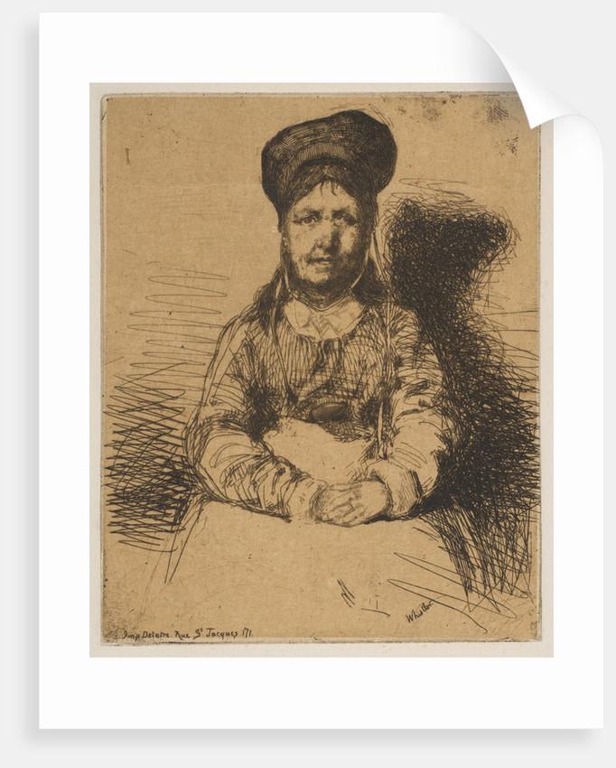 La Rétameuse, 1858 by James Abbott McNeill Whistler