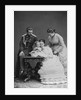 Count Sergei Sheremetev and Countess Ekaterina Sheremeteva and family, 1870s by Unknown