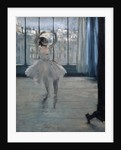 Dancer at the Photographer by Edgar Degas