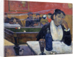 Night Café at Arles by Paul Gauguin