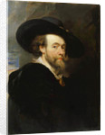 Self-portrait by Peter Paul Rubens