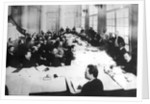 Sitting of the agricultural commission of the First Duma, St Petersburg, Russia, 1906 by Anonymous