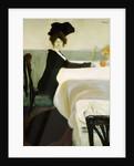 Dinner by Leon Bakst