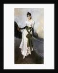 Portrait of Emiliana Concha de Ossa, 1888. by Giovanni Boldini