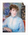 Portrait of a Woman by Pierre-Auguste Renoir