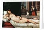 Venus of Urbino by Titian