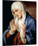 Mater Dolorosa by Titian