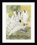 Qui, L'Artisan Moderne by Henri de Toulouse-Lautrec