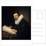 Portrait of a Scholar by Rembrandt (Rembrandt van Rijn)