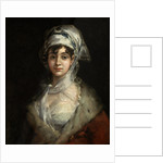 Portrait of the Actress Antonia Zárate by Francisco Goya