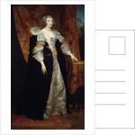 Female portrait, 17th century by Anthony van Dyck