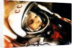 Yuri Gagarin, Russian cosmonaut, 1961 by Unknown