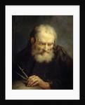 Archimedes by Giuseppe Nogari