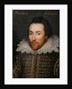 The Cobbe portrait of William Shakespeare by Anonymous