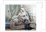An Odalisque, 1888 by Anonymous