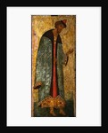 Saint Prince Boris, 15th century by Anonymous