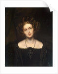 Portrait of the opera singer Henriette Sontag by Paul Hippolyte Delaroche