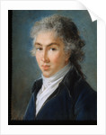 Portrait of Prince Ivan Baryatinsky, late 18th or early 19th century by Elisabeth Louise Vigee-LeBrun