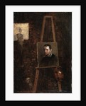 Self-portrait, c1604 by Annibale Carracci