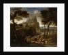 Landscape with Caravan, 17th century by Gaspard Dughet
