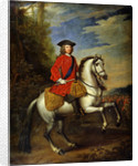 Portrait of King George I of Great Britain by Sir Godfrey Kneller