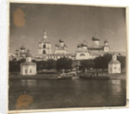 The Solovetsky Monastery on the Solovetsky Islands in the White Sea, 1915 by Anonymous