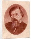 Nikolay Gavrilovich Chernyshevsky (1828?1889) by Anonymous