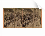 Russian barracks for pilgrims, Jerusalem, Palestine (Stereograph), 1890-1900 by Anonymous