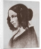 Catherine Dickens (née Hogarth) (1815-1879), the wife of novelist Charles Dickens by Anonymous