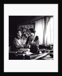 Marc and Bella Chagall, August 1934, Paris, 1934 by Anonymous