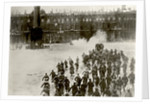 Storming the Winter Palace on 25th October, 1917 by Anonymous