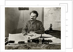Leon Trotsky, 1922 by Anonymous