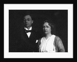 Wassily Kandinsky and Gabriele Muenter, 1916 by Anonymous