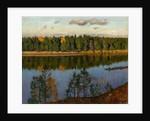 Autumn, 1930 by Stanislav Yulianovich Zhukovsky