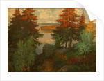 Autumn Landscape, 1920 by Konstantin Ivanovich Gorbatov