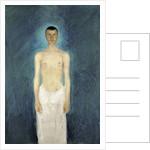 Semi-Nude Self-Portrait, 1904-1905 by Richard Gerstl