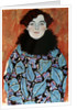 Portrait of Johanna Staude by Gustav Klimt
