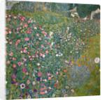 Italian Horticultural Landscape by Gustav Klimt