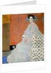 Portrait of Fritza Riedler by Gustav Klimt